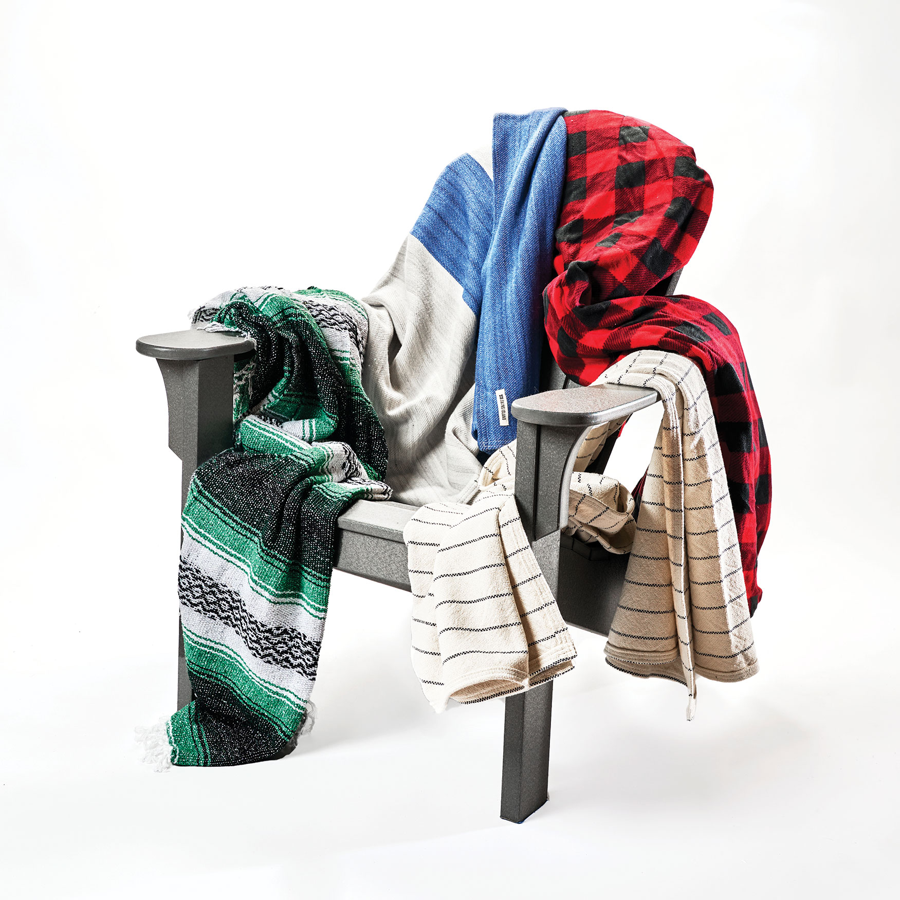 Maine throw blankets