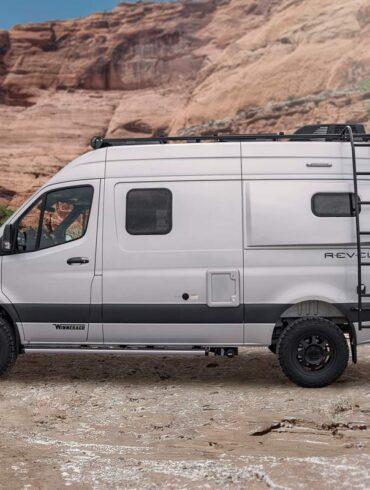 Lee's Family Trailer - Winnebago Revel Diesel Camper Van