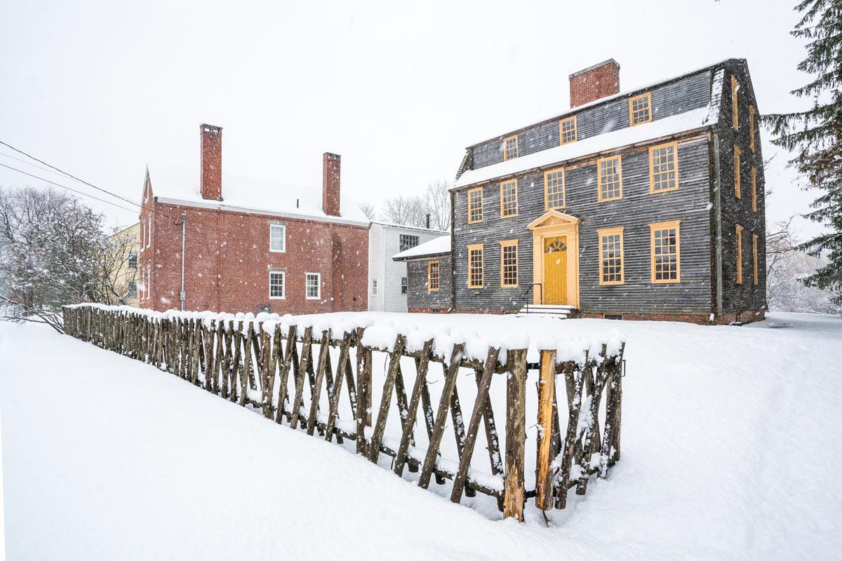 Where in Maine, February 2021