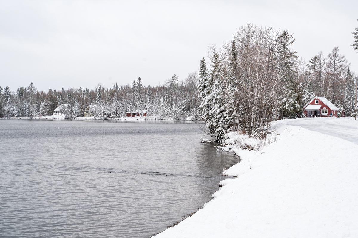 Big Madawaska Lake, near Stockholm | Jessica Meir's Favorite Maine Place | Down East Magazine