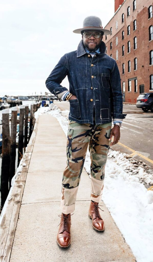 Five Clothing Designers Stitching the Fabric of Portland | Down East Magazine