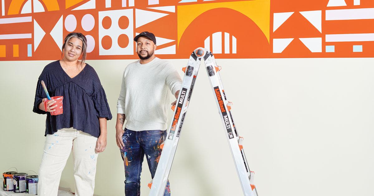 Artists Rachel and Ryan Adams Are All Over Portland