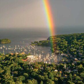 Mount Battie, Camden, Maine, Katie Sturino's favorite place
