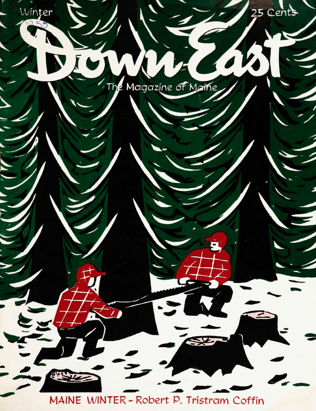 Down East Magazine, Winter 1955