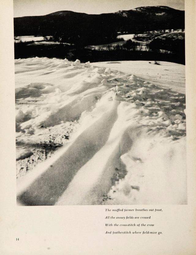 """Maine Winter,"" a poem by Robert P. Tristram Coffin"