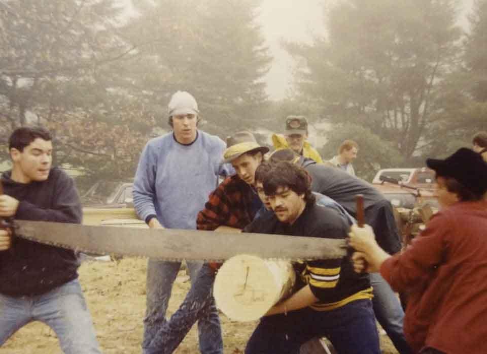 Unity College Woodsmen
